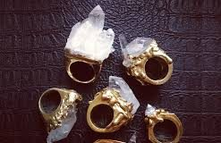 MAGIC RINGS FOR PROTECTION.