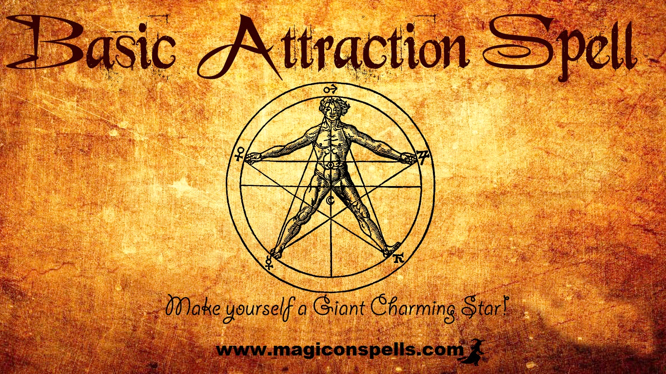 Attraction Spells that really work fast - spells on love