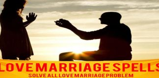 Happy marriage spells